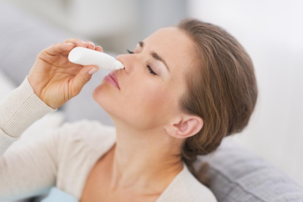 Капли для носа с маслами