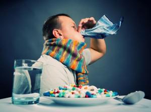 Почему при сильном насморке вкус еды почти не ощущается